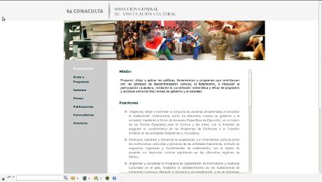 Sistema de Capacitación Cultural (CONACULTA)
